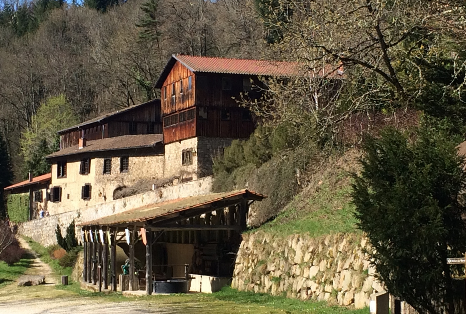 Le Moulin Richard de Bas
